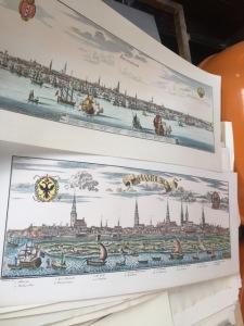 Печатные формы (матрицы) PONTEVECCHIO Сделано в Италии от компании www.stockist.it