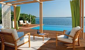 Садовая мебель Pircher - Сделано в Италии от компании www.stockist.it