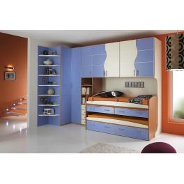 Комплекты детских комнат Spar от компании Stockist.it