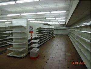 Комплексное оснащение для супермаркета площадью 1.700 кв.м. от Stockist Italy