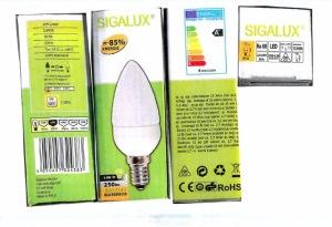 Энергосберегающие и светодиодные (LED) лампы Sigalux