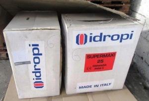 Бойлеры и нагреватели воды Idropi