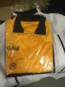 Спортивная одежда брендов Legea, Galex, Royal