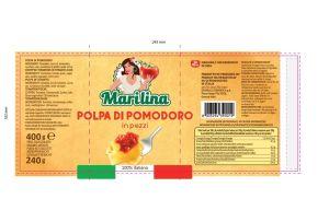 Томатная мякоть De Rica Marilina