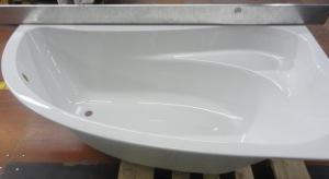Акриловые ванны и душевые поддоны – сделано в Словении от Stockist Italy