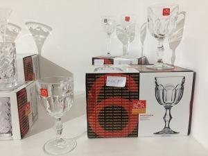 Хрустальные стаканы RCR от Stockist Italy
