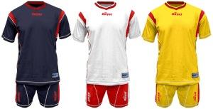 Мужские футбольные наборы  Legea, Royal, Galex от Stockist Italy